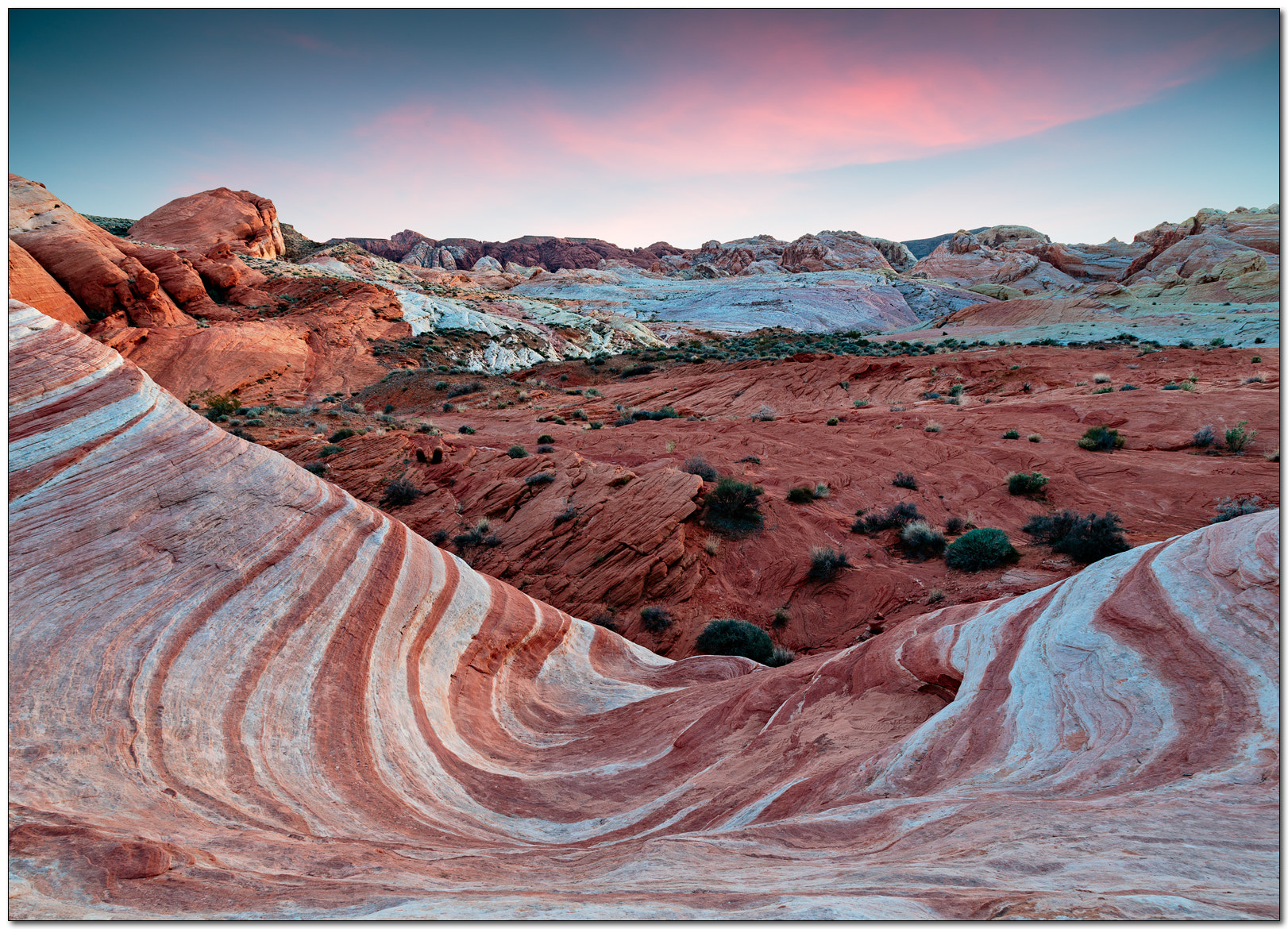 Photograph Valley of Fire Wave by Jameel Hyder on 500px