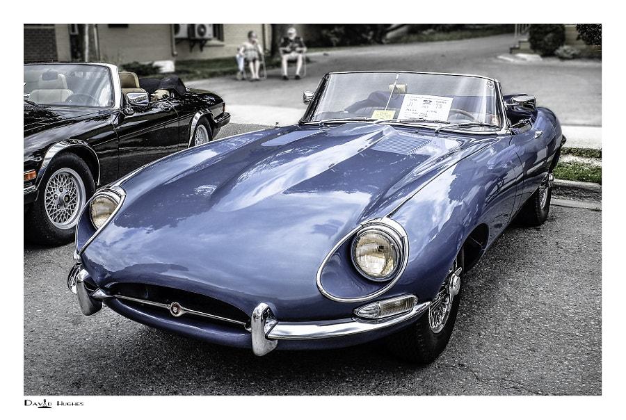 '67 Jag XKE