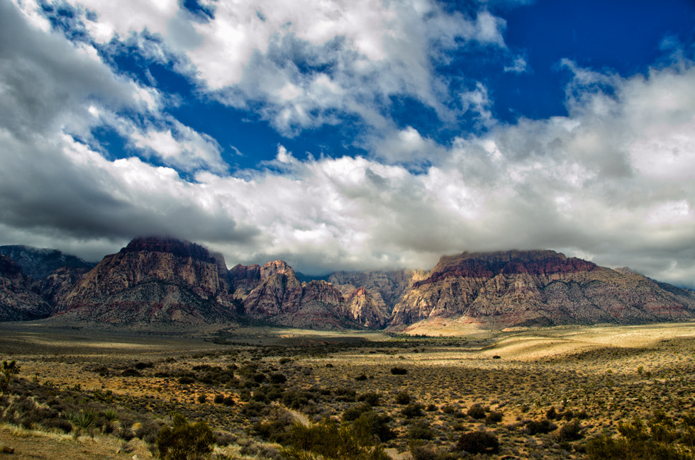 Photograph Mojave Moods 2 by Greg McLemore on 500px