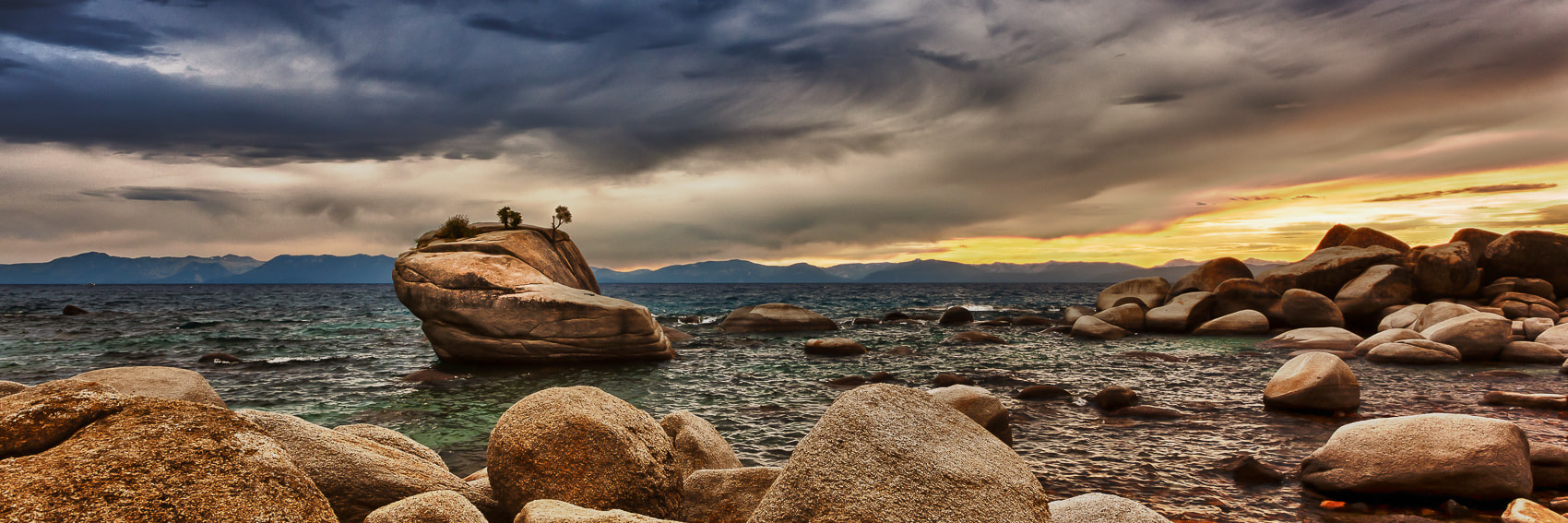 Photograph Sunset over Bonsai Rock by Mike Wiacek on 500px