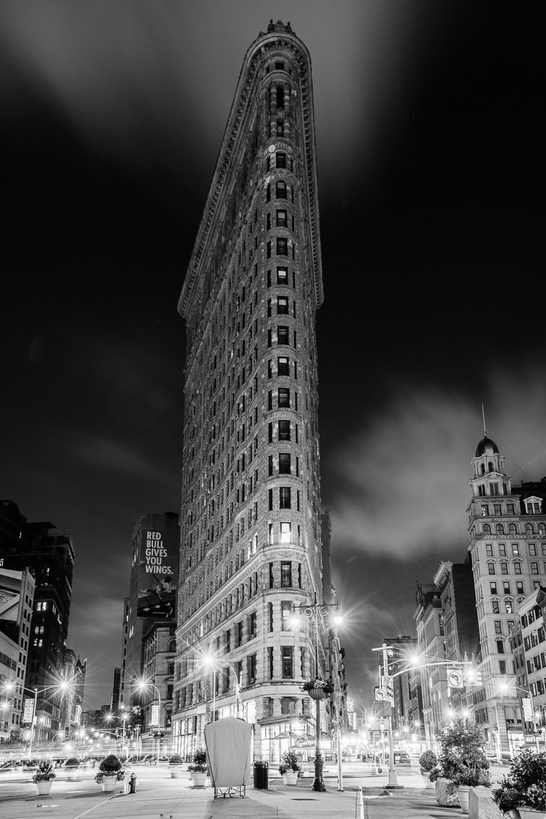 Photograph Flat Iron by Mike Wiacek on 500px