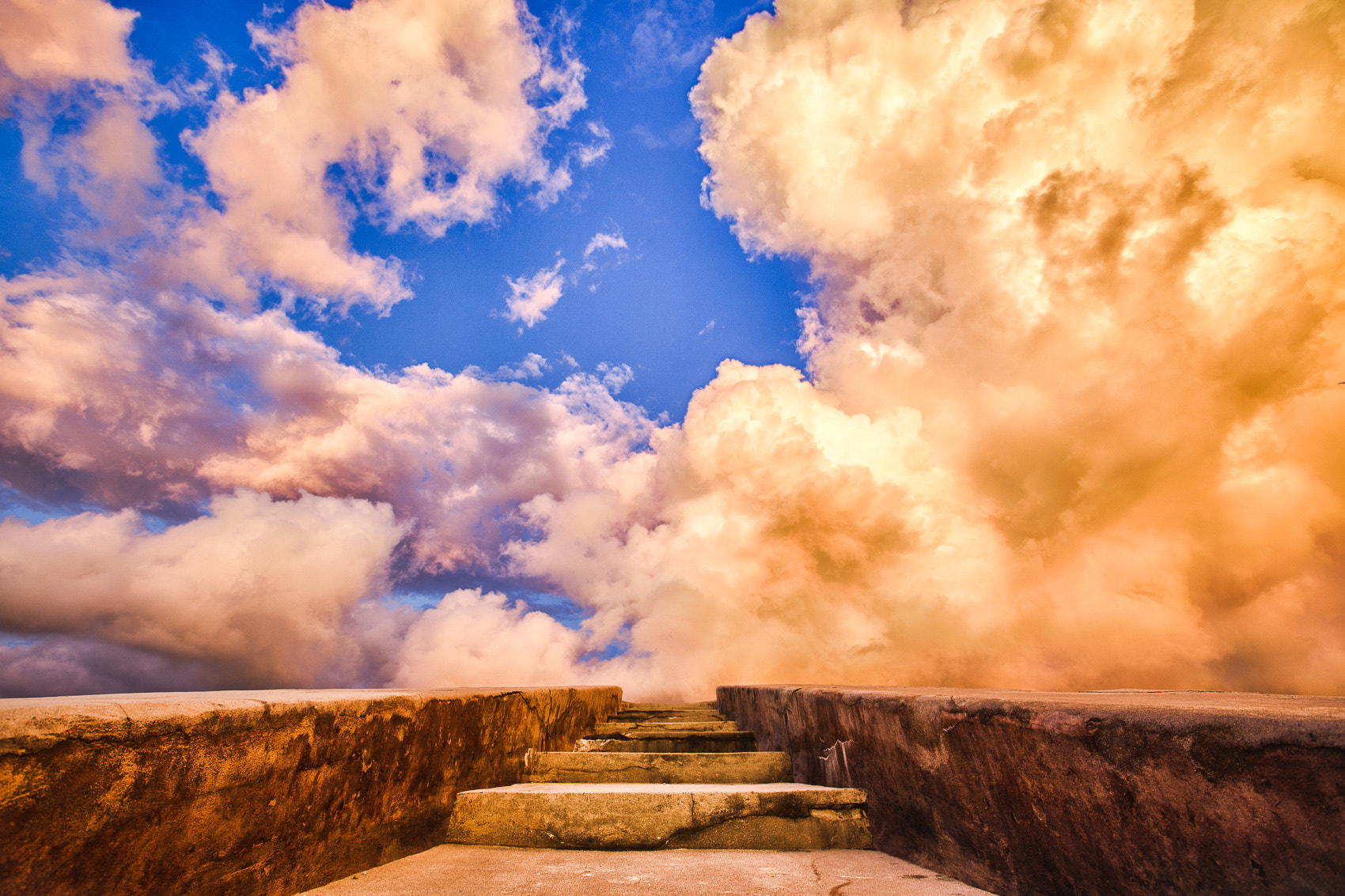 Photograph Stairway by Mike Wiacek on 500px