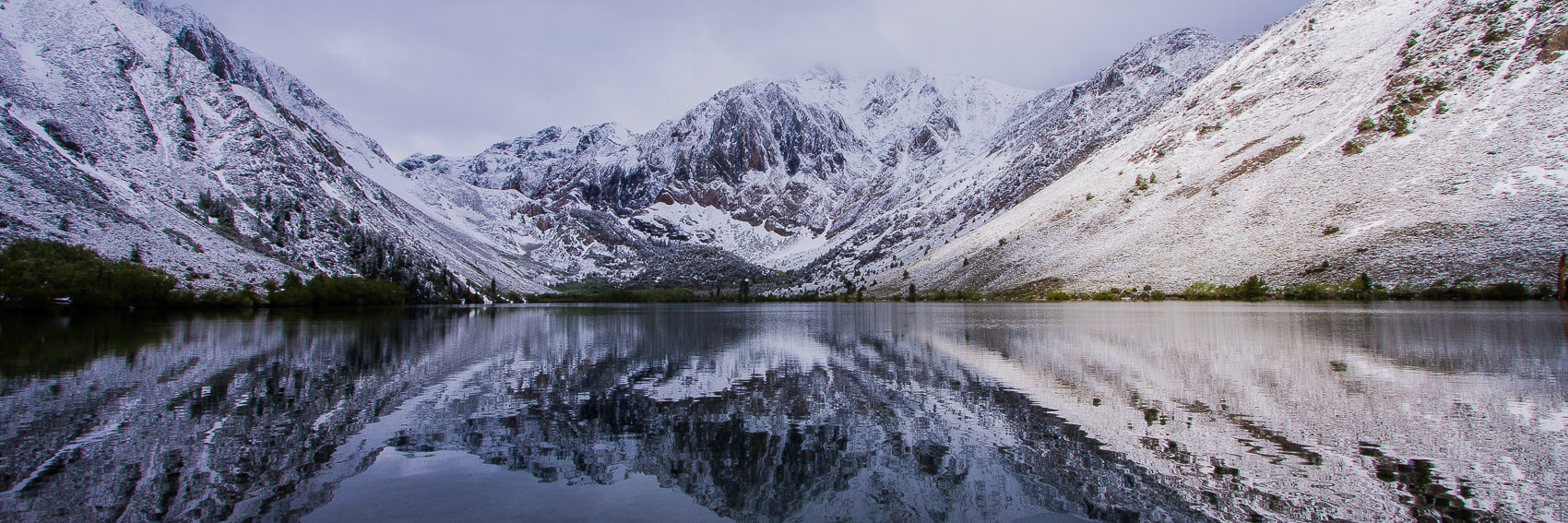 Photograph Morning at Convict Lake by Mike Wiacek on 500px
