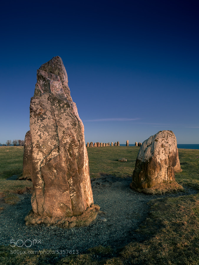 Photograph Ale's Stones 01 by Magnus Larsson on 500px