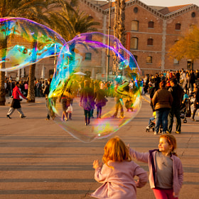 Magic Bubble by Juan Antonio Jiménez (Juanan)) on 500px.com
