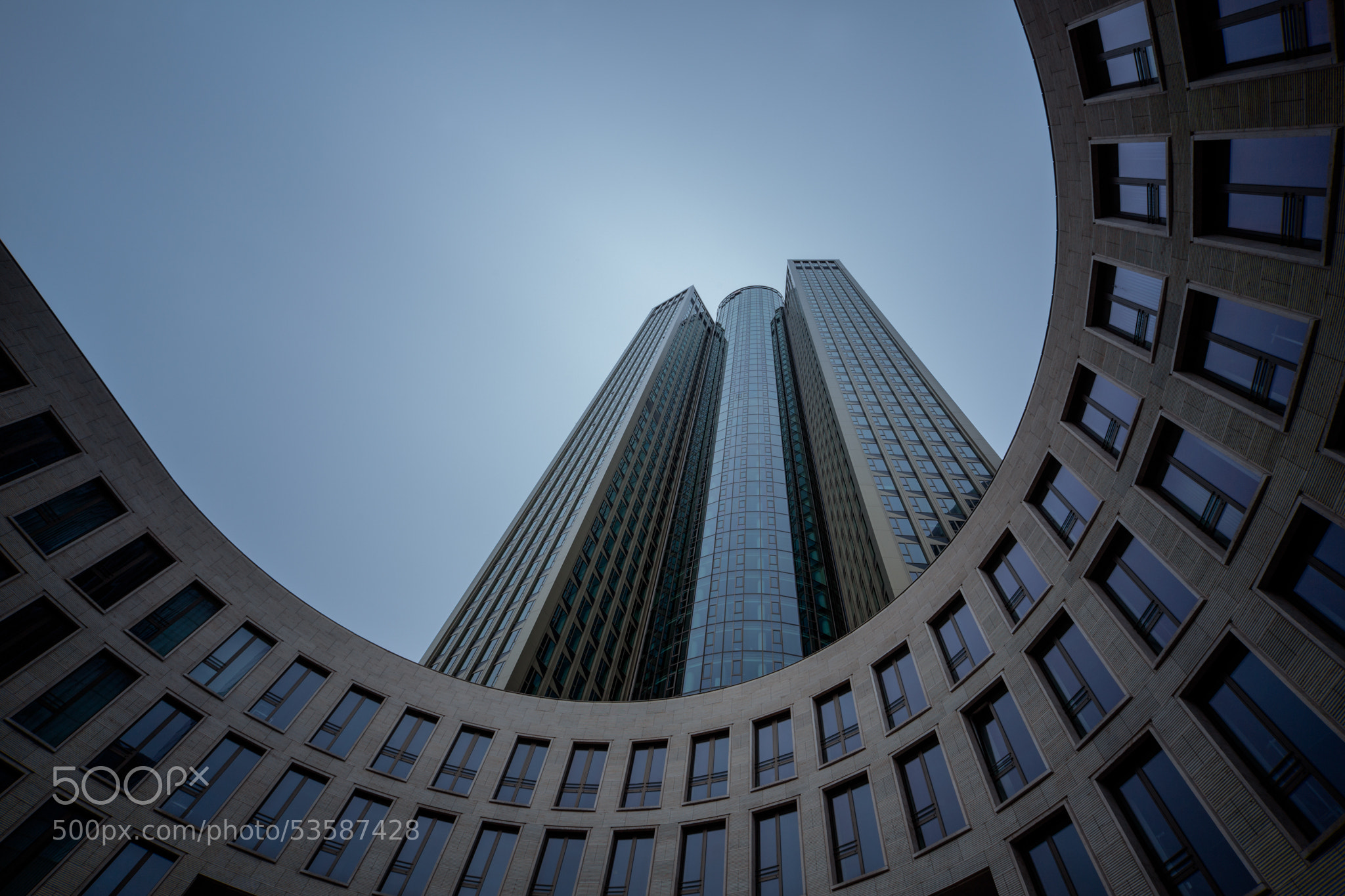 Photograph skyscraper by Christian Richter on 500px