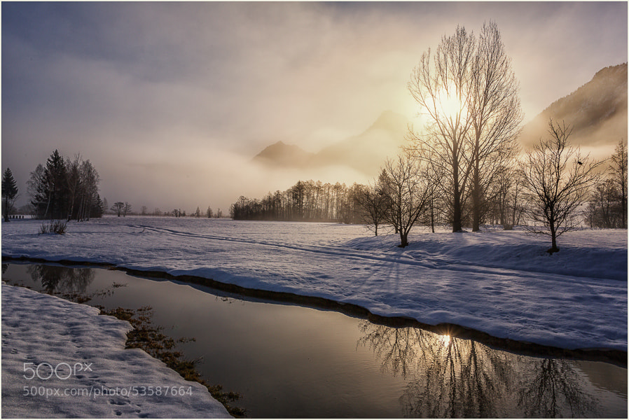 Photograph Wintertime by Don Pino on 500px