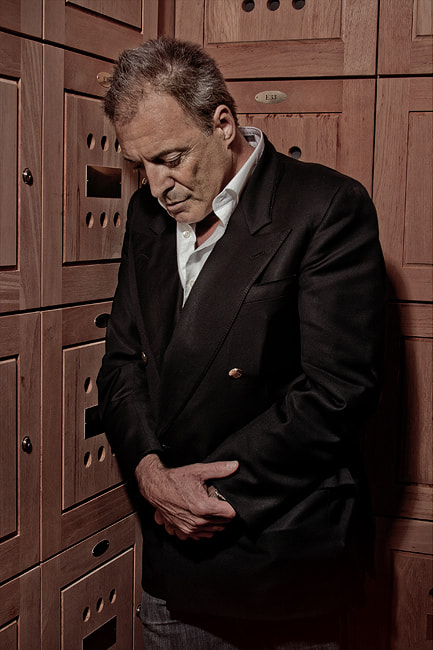 Photograph Armand Assante by Andy Tasher on 500px