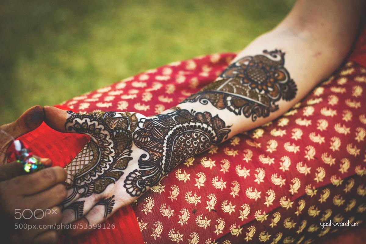 Photograph Hand Art 2 (Mehendi) by Yashovardhan Sodhani on 500px