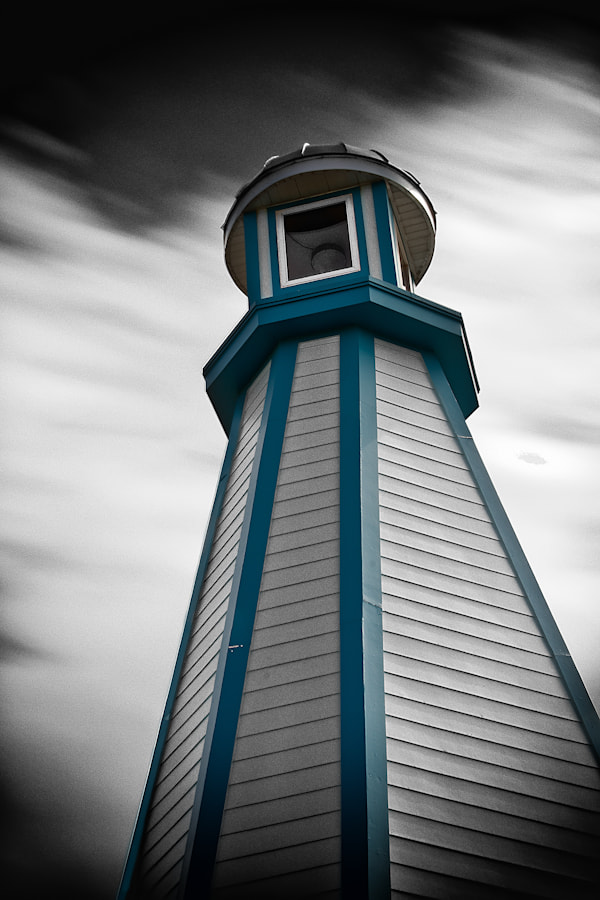 Photograph Beacon by Ian McConnell on 500px