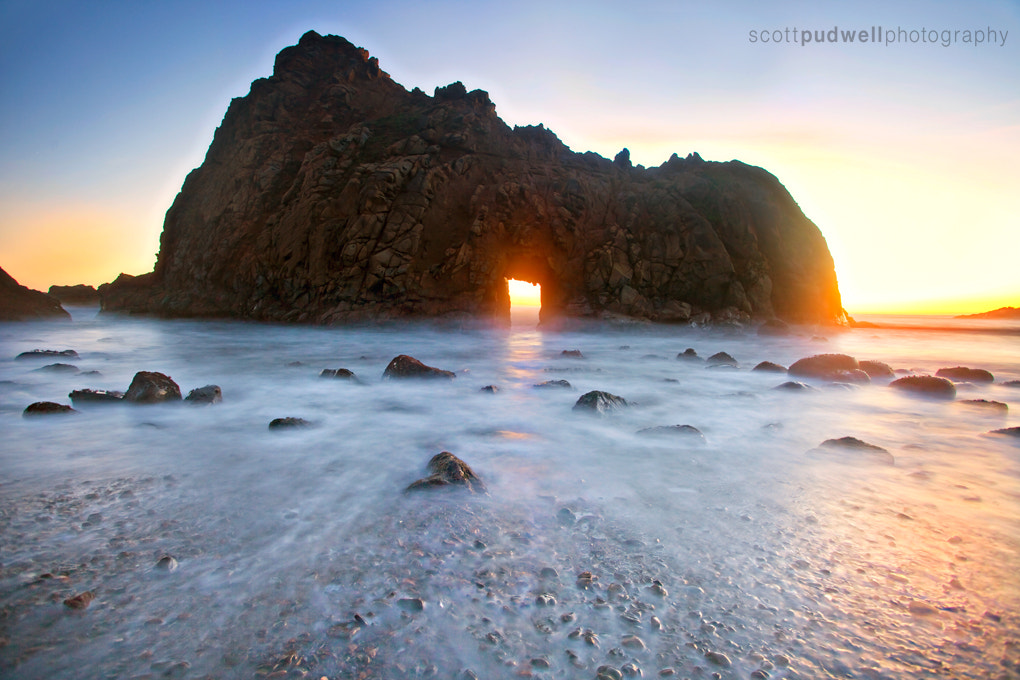 Photograph Doorway to Heaven by Scott Pudwell on 500px