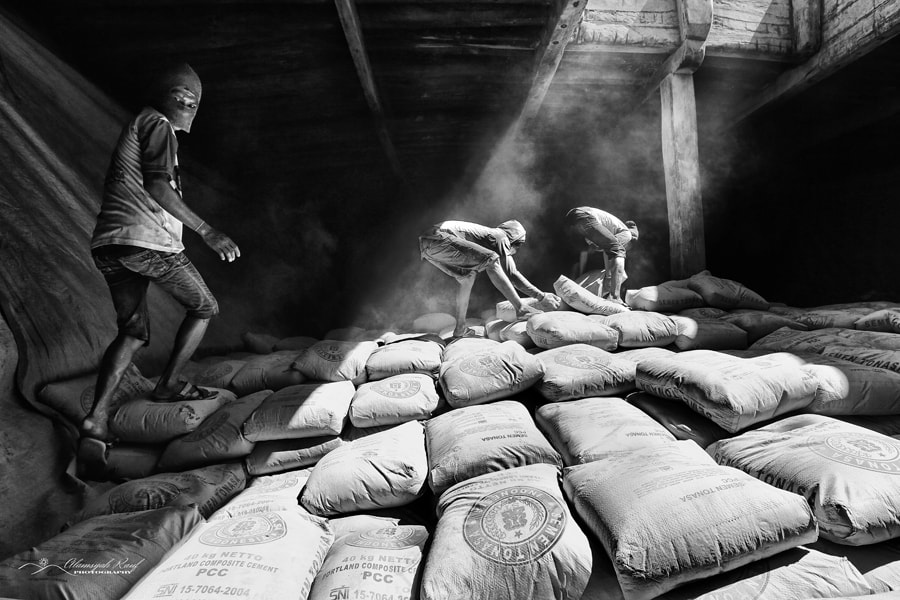 Photograph worker by Alamsyah Rauf on 500px