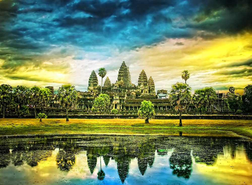 Photograph Cambodia by Dmitri  Markine on 500px
