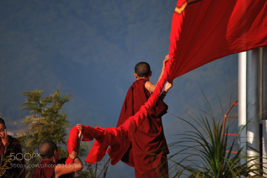 Photograph Monks by Hari Mali on 500px