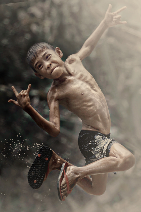 Photograph jump by Styvo Putra Sid on 500px