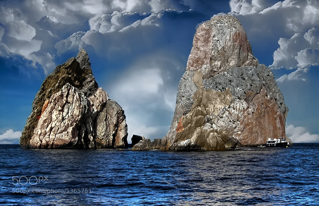 Photograph Islas Medas. by José Luis  Nuñez on 500px