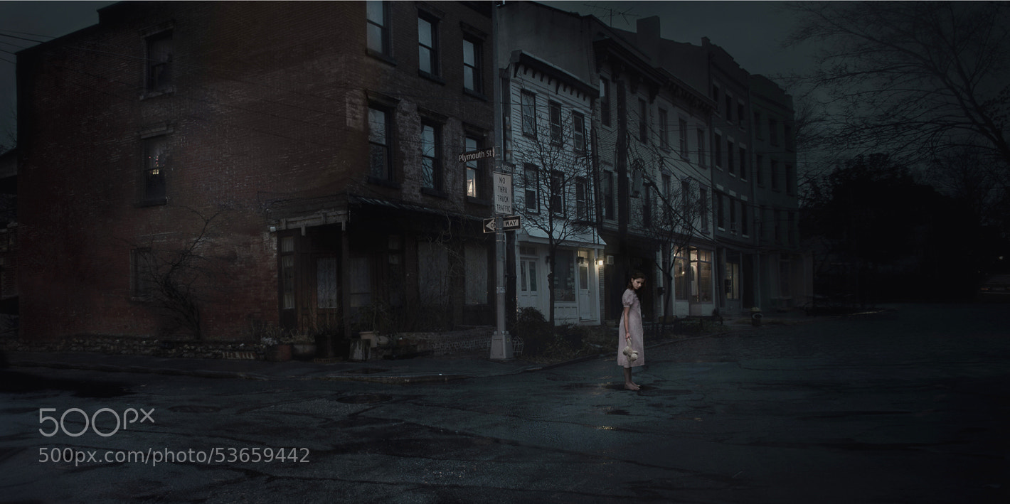 Photograph Lost in Brooklyn by Julien Dumas on 500px