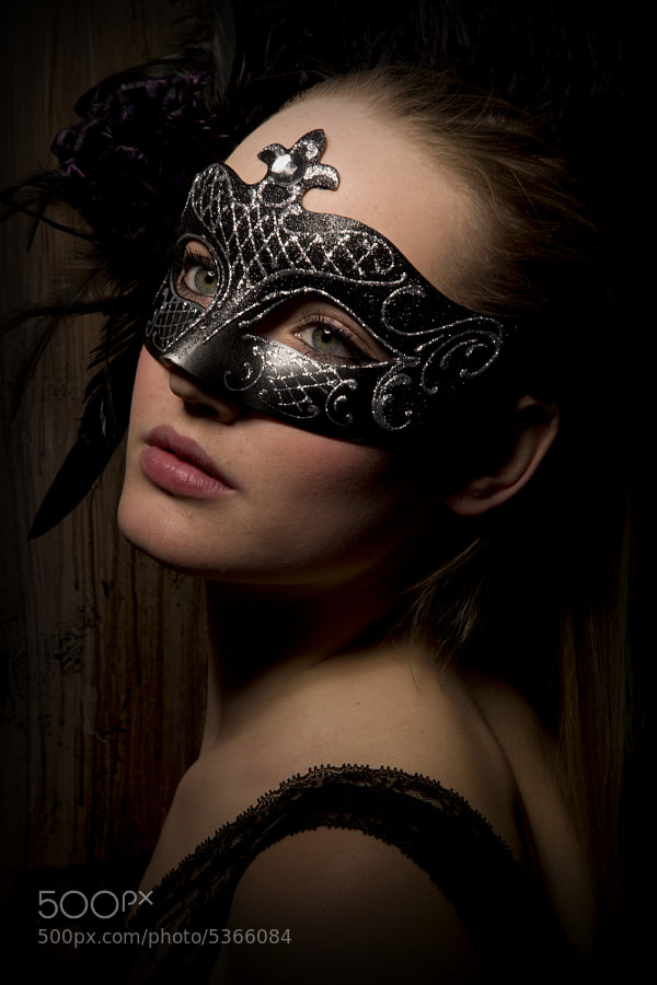 Mask by Dirk Kuijt (dofcc)) on 500px.com