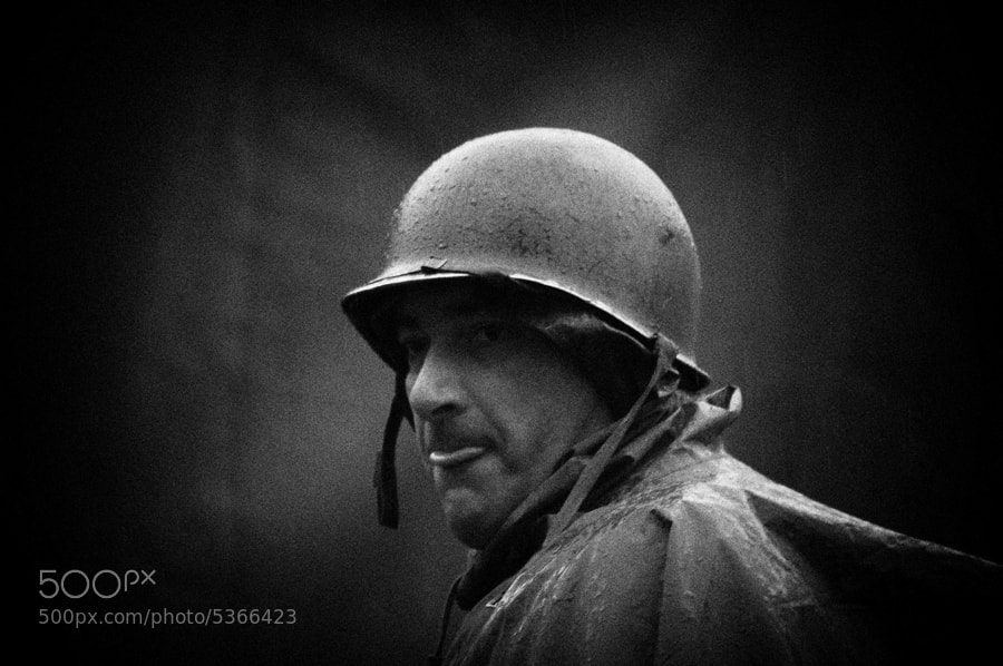 Photograph The soldier by Furio Nuti on 500px