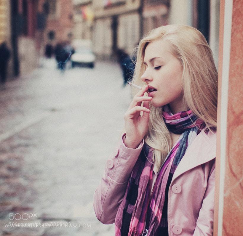 Photograph Kasia by Gosia  Jurasz on 500px