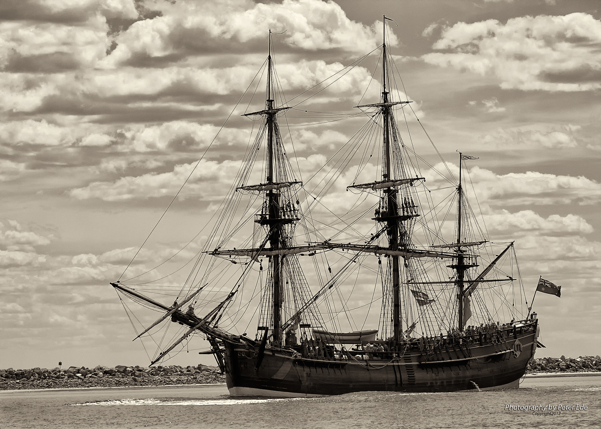Photograph The Endeavour by Peter Ede on 500px