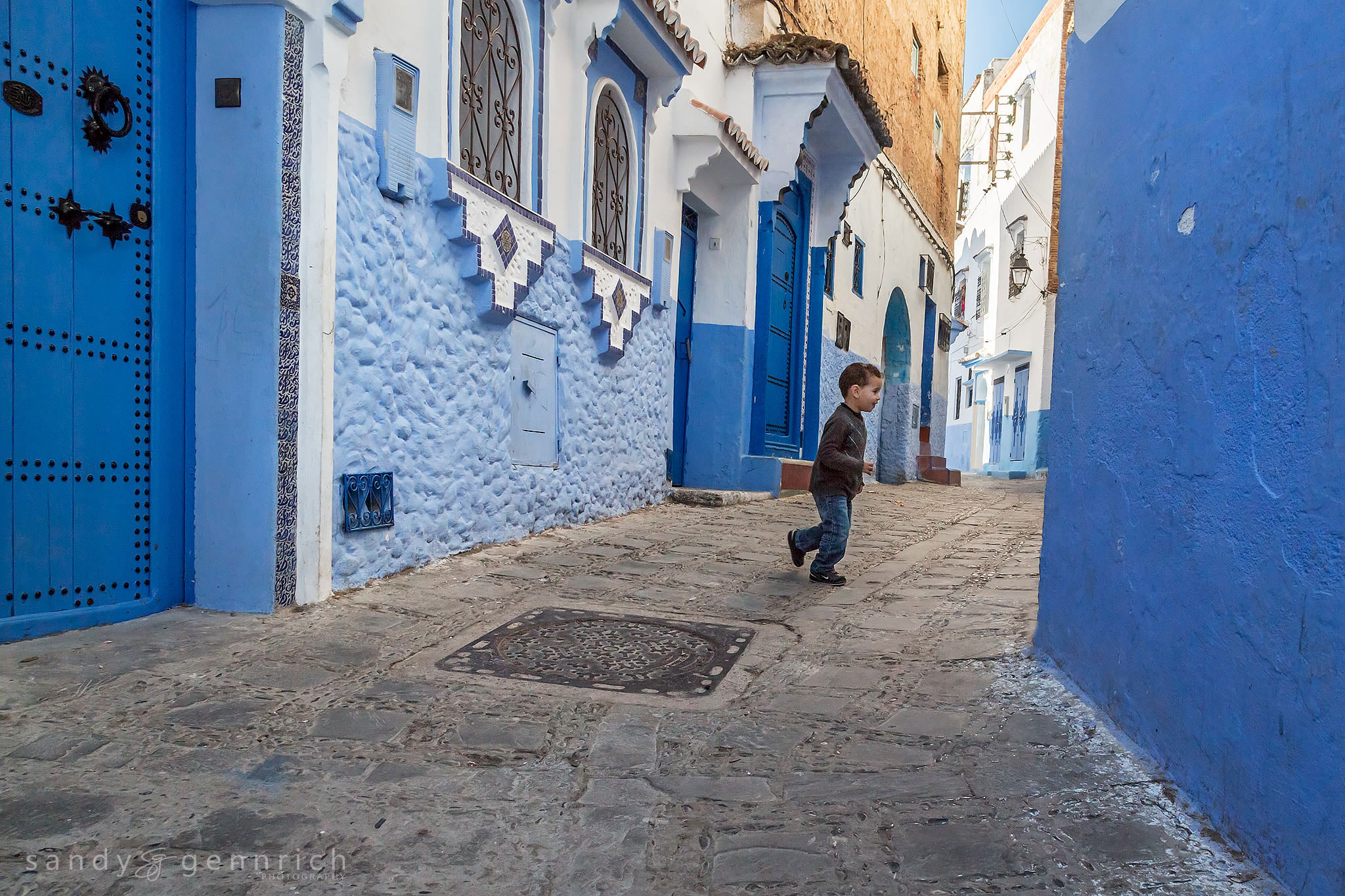 Photograph At Play-Chefchaouen Medina-Morocco by Sandy Gennrich on 500px
