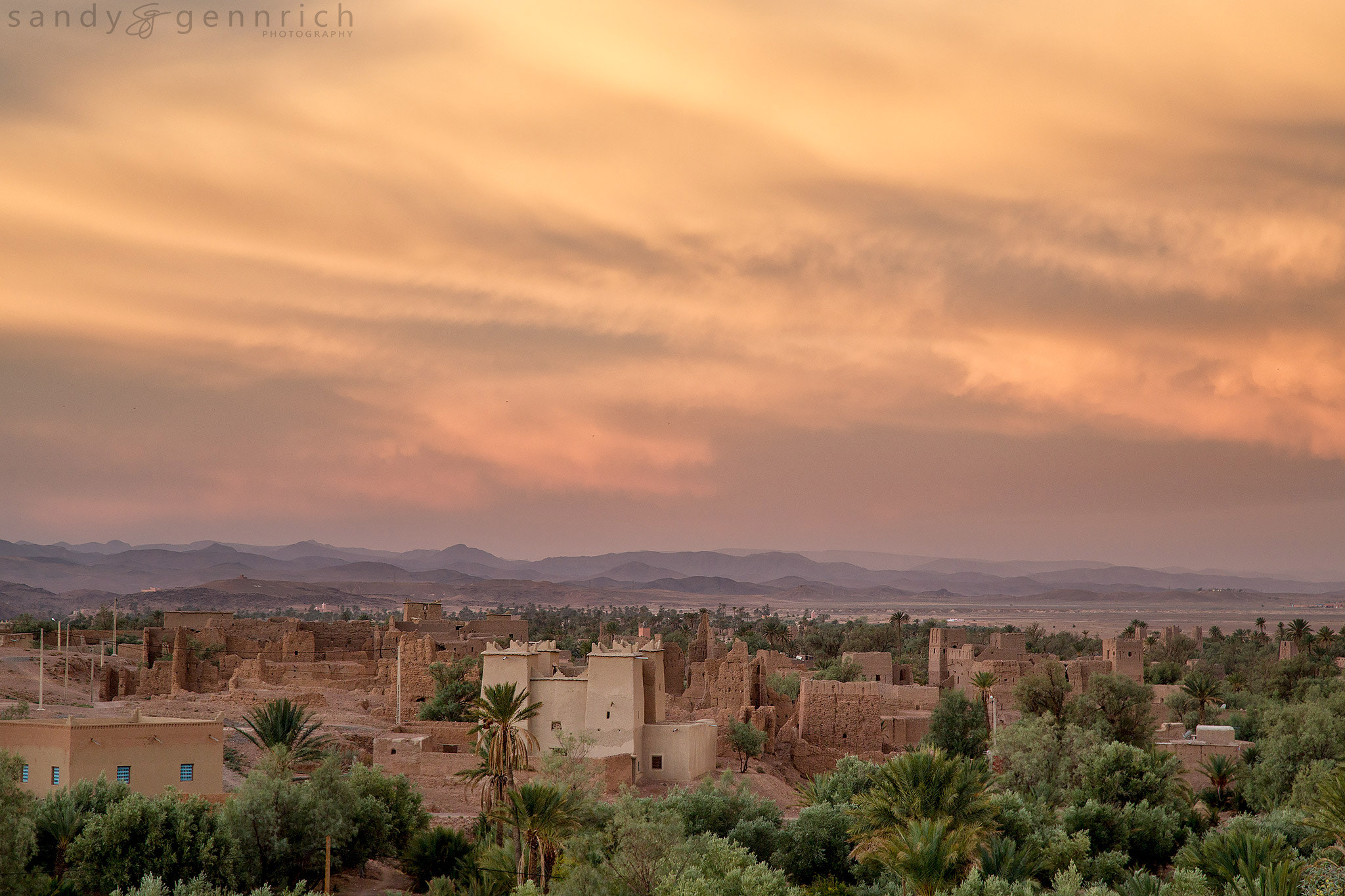 Photograph Land of Kasbahs - Skoura Oasis - Morocco by Sandy Gennrich on 500px