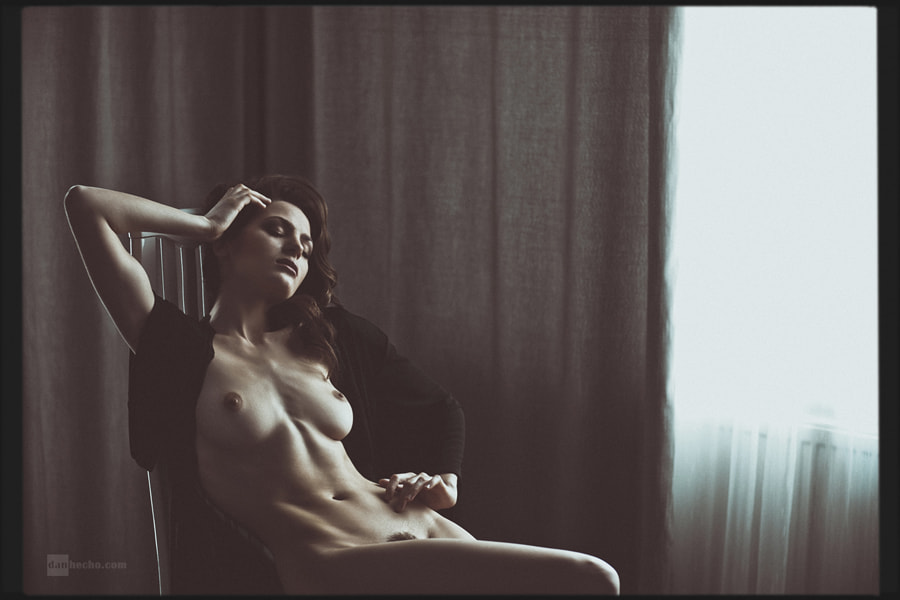 Photograph sensuality by Dan Hecho on 500px