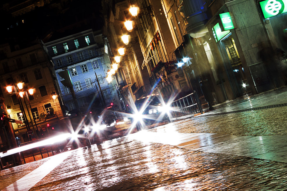 Photograph Lisbon at night by monapixel on 500px