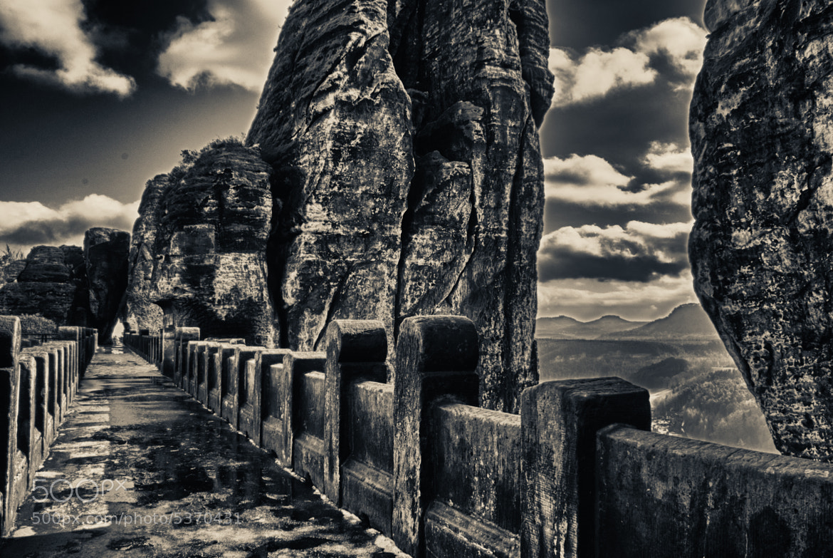 Photograph storming the abbey by Raphael Di Canio on 500px