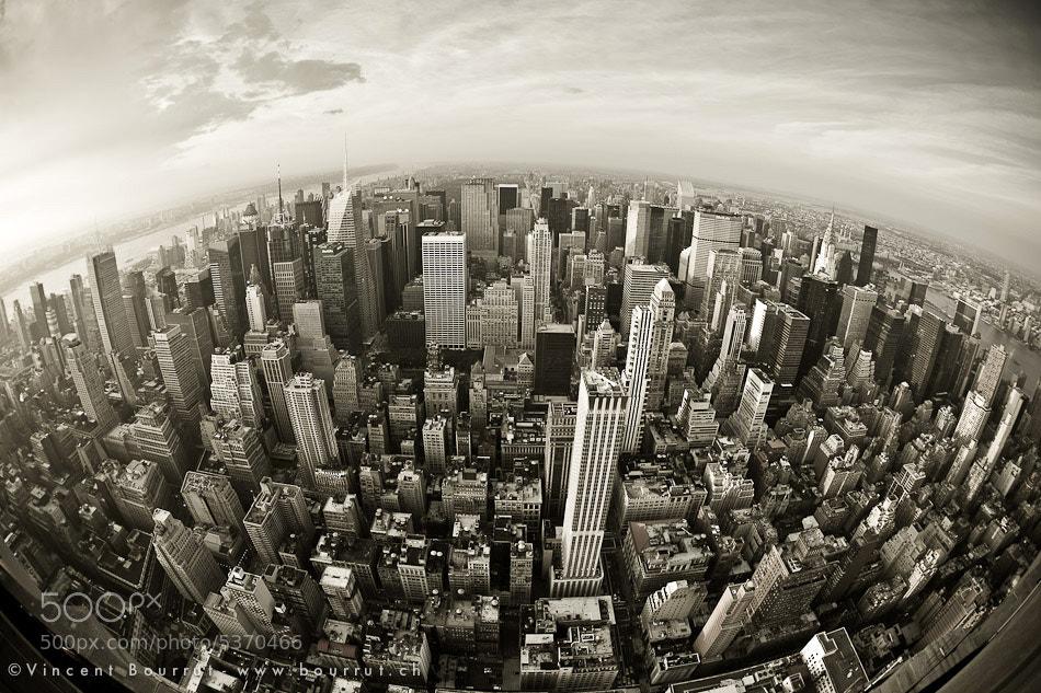 Photograph My little planet by Vincent BOURRUT on 500px