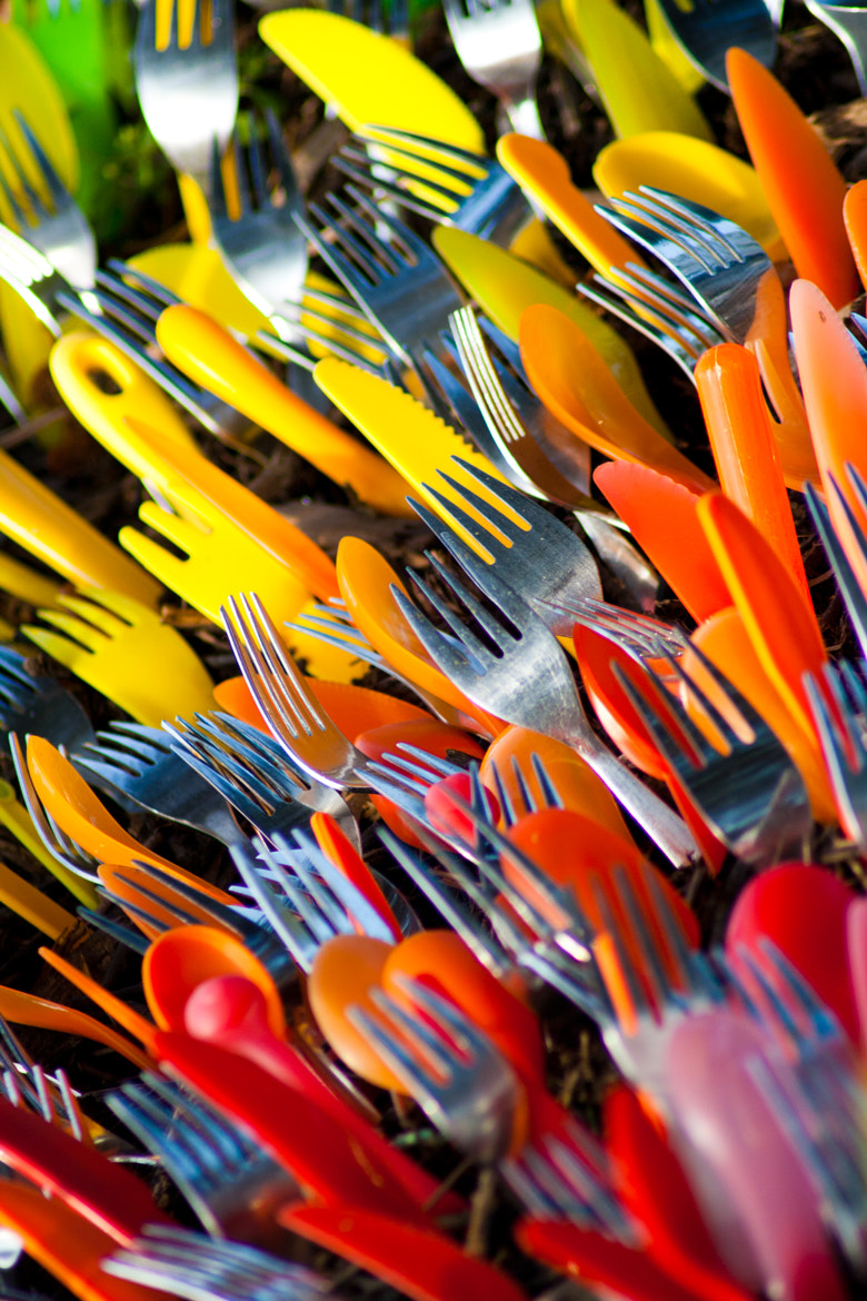 Photograph Cutlery by Vicky Cannon on 500px