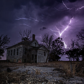 Dark Stormy Place by Aaron J. Groen on 500px.com