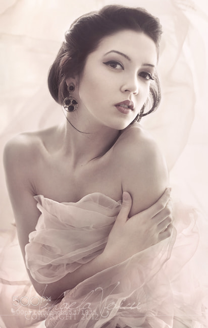 Photograph soft pink by Mihaela Voicu on 500px