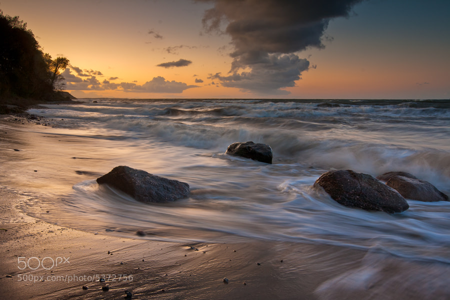 Photograph Smooth Waves by Mathias Rehberg on 500px