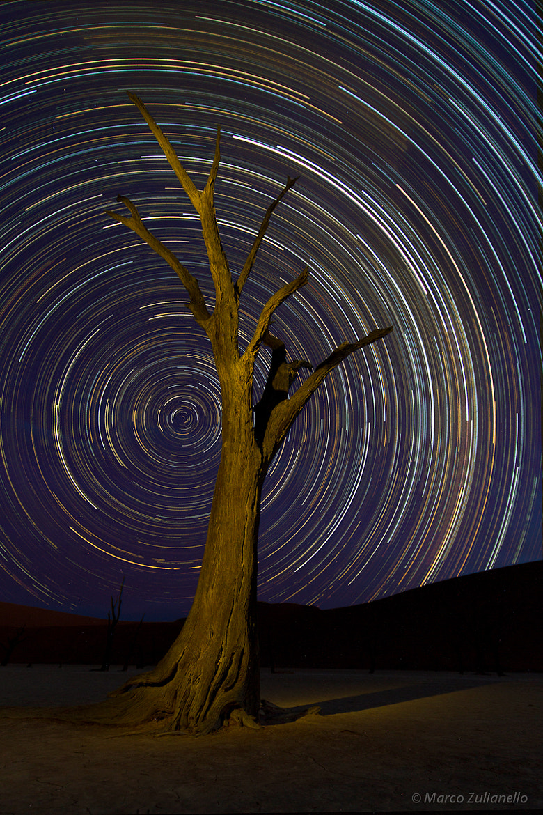 Photograph Stretching in the stars by Marco Zulianello on 500px