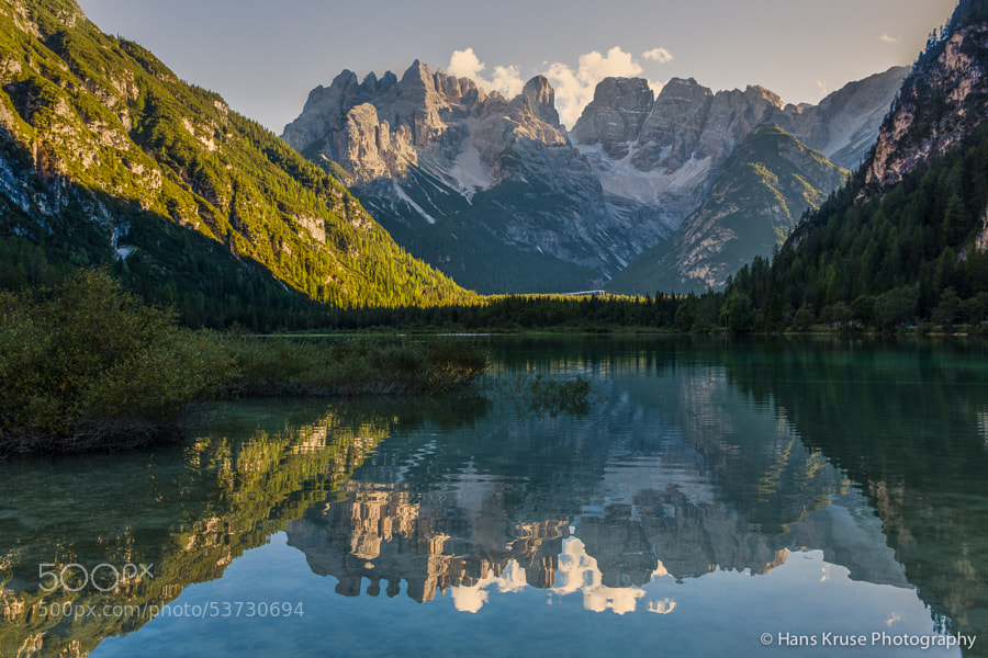 This photo was shot in the Eastern Dolomites in September 2013 before the Dolomites East workshop.