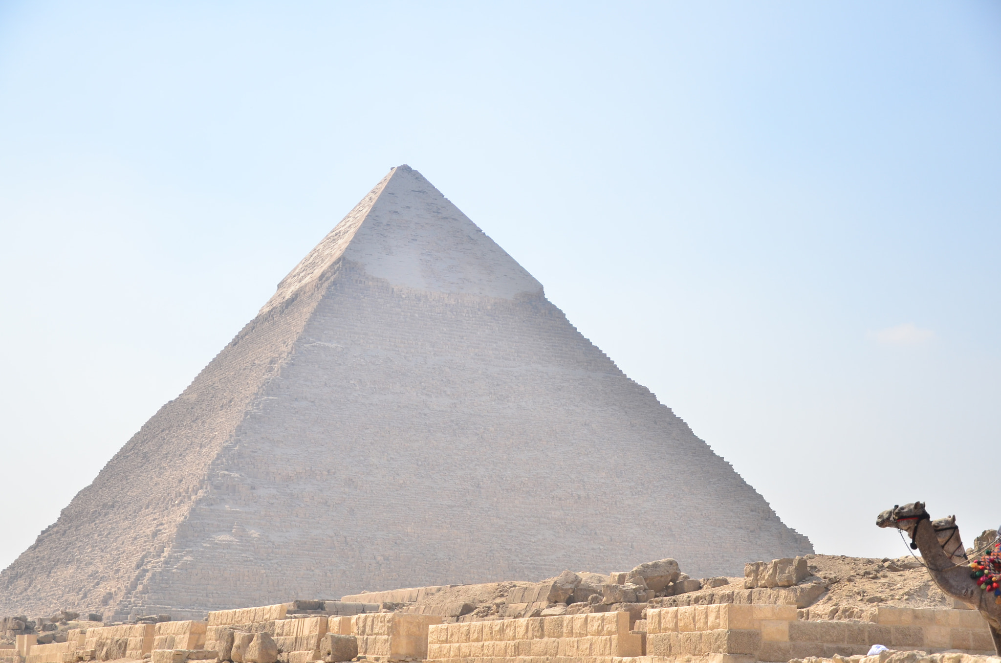 Photograph Giza pyramids by Ahmed Kehl on 500px