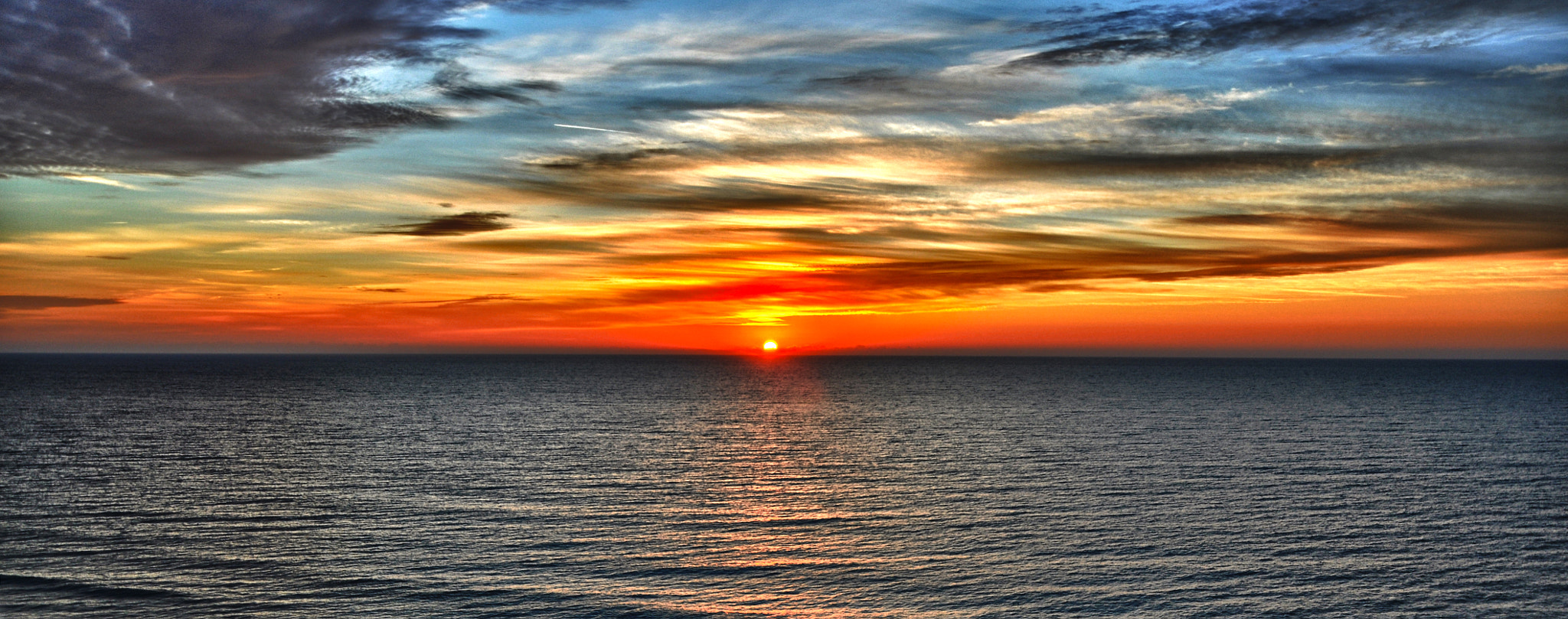 Photograph Sunrise over Atlantic by Sir Pixxalot on 500px