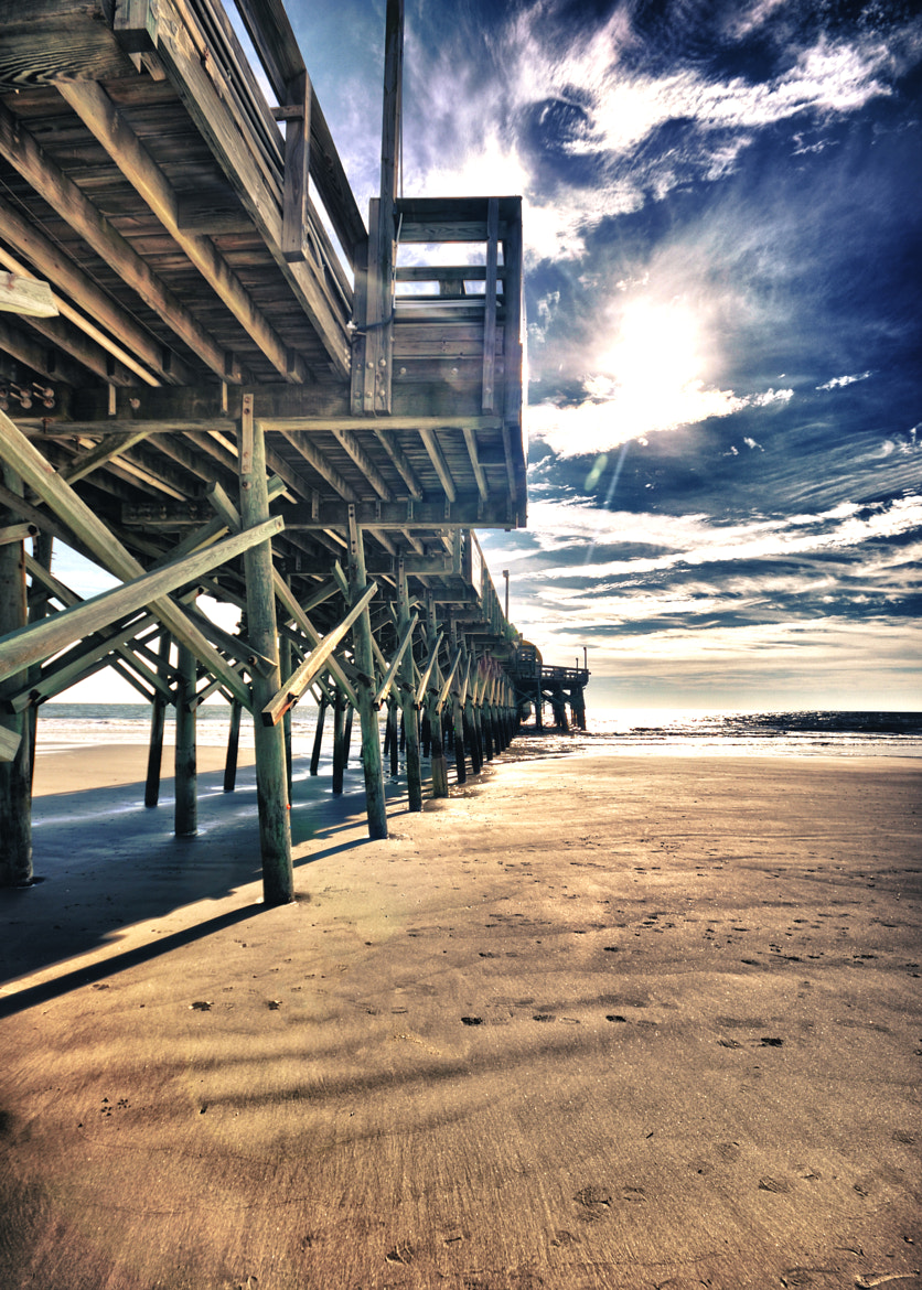 Photograph Right Pier by Sir Pixxalot on 500px