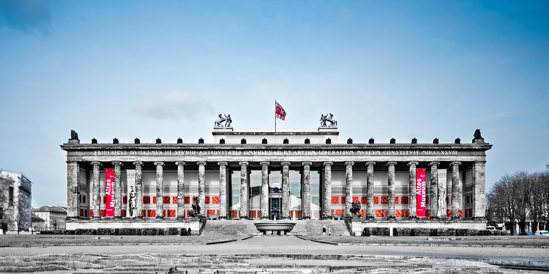 Photograph Altes Museum Berlin by Rene Haas on 500px