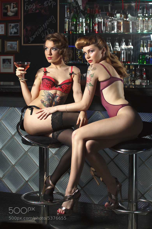 Photograph Burlesque by Ilya Tadzhibaev on 500px
