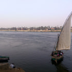 Постер, плакат: Crossing The Nile