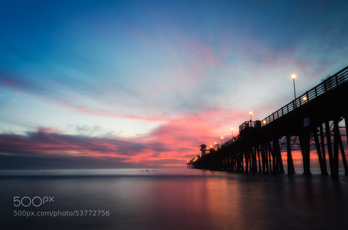 Photograph The Pier by Jim Wells on 500px