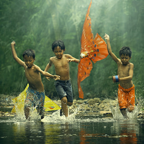 Childhood 1 by Agah  Permadi (agahpermadi)) on 500px.com