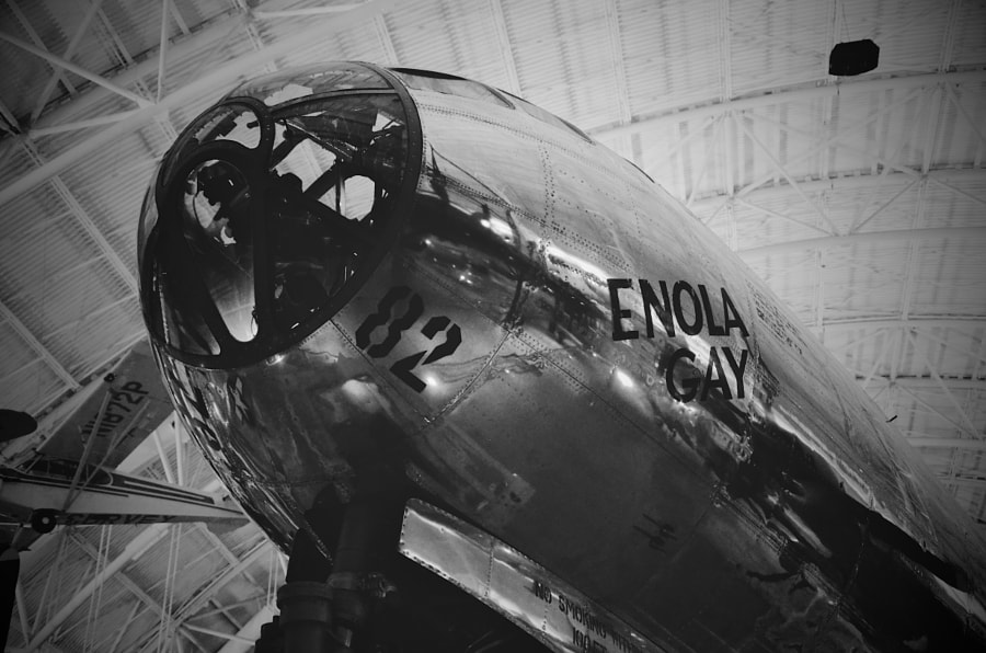Photograph Enola Gay by Mike Gowen on 500px