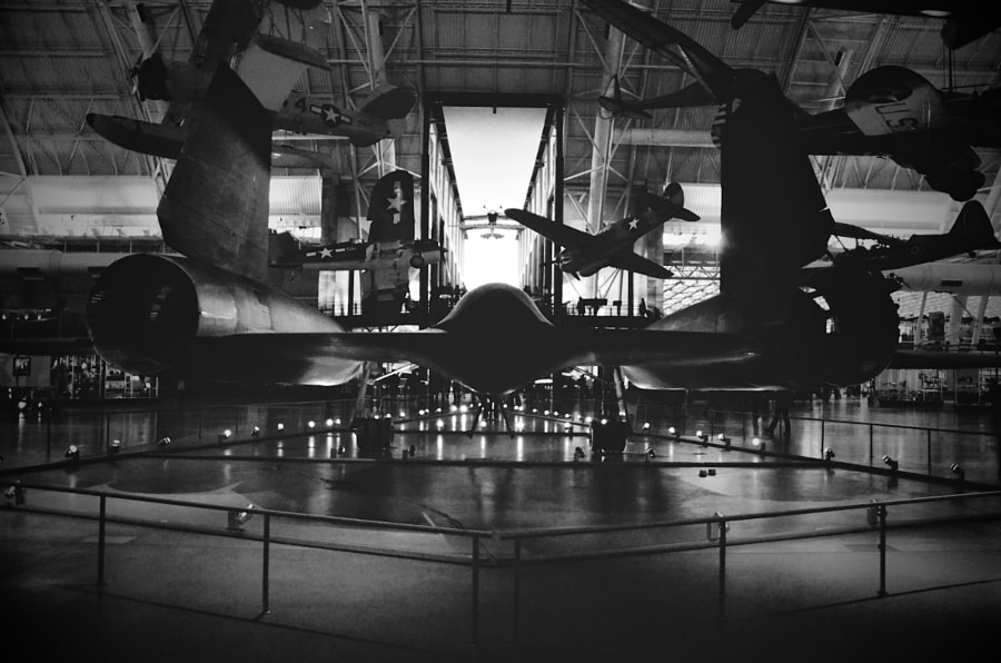 Photograph SR-71 Back by Mike Gowen on 500px