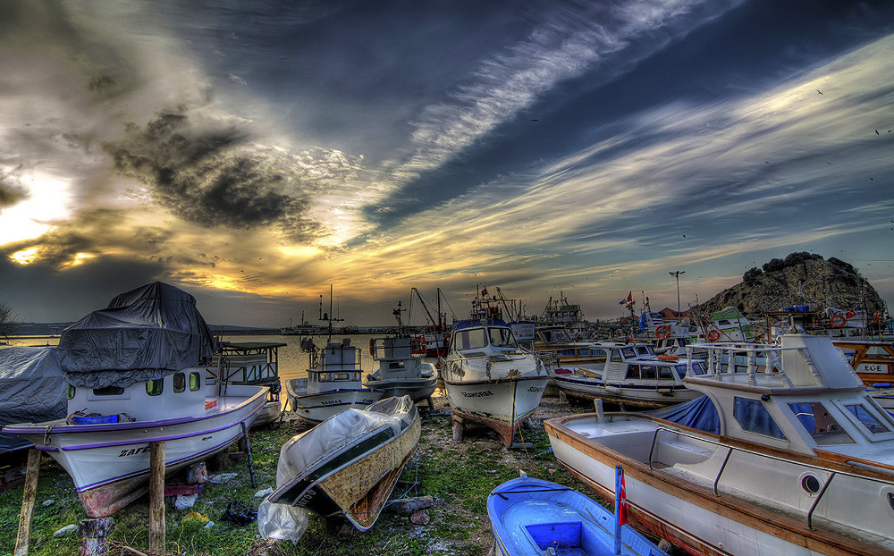 Photograph Another sunset in Sile, Istanbul by dogukan canakkale on 500px