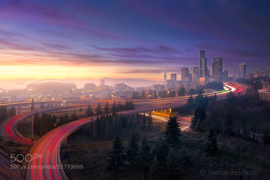 Foggy Atmosphere by Danny Seidman on 500px.com