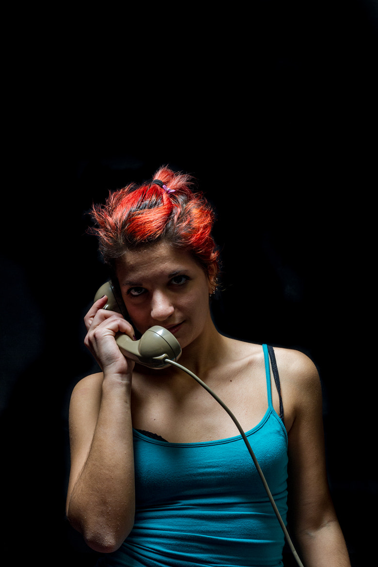 Photograph Can i make a call? by Riccardo Bertani on 500px